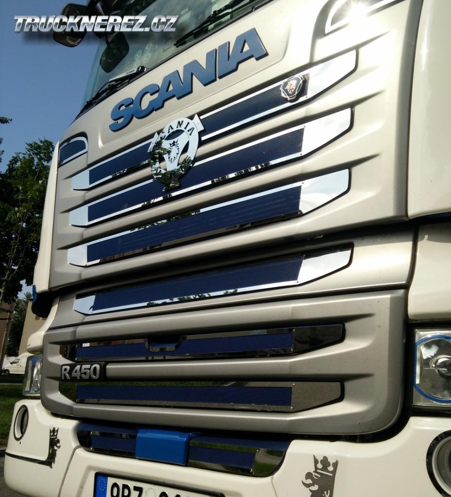 Scania maska
