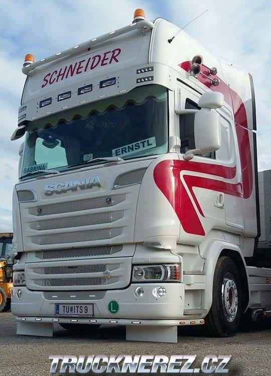 Scania V8 Trux