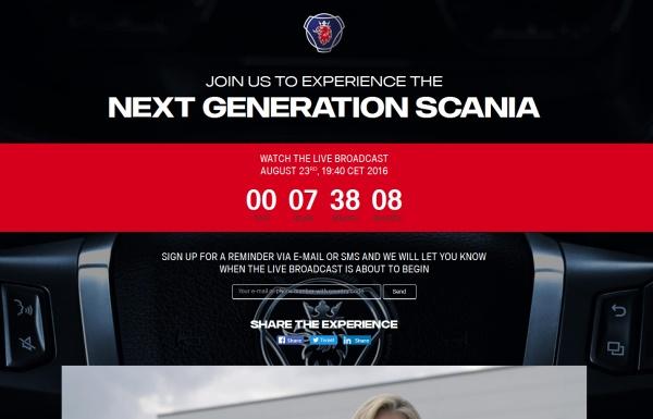 Nová Scania