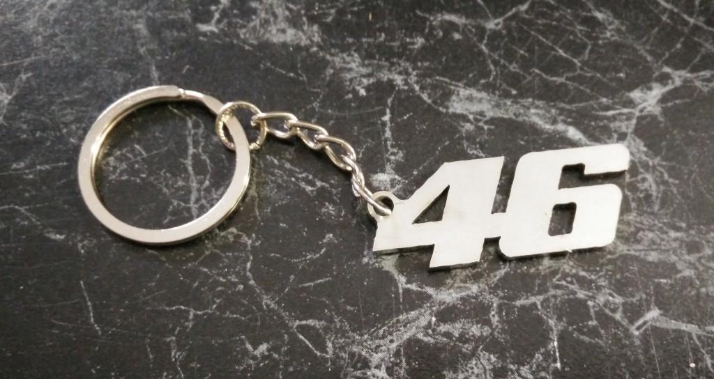 klíčenka VR 46