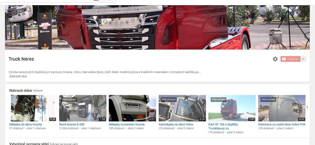 TruckNerez youtube
