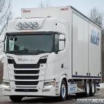horní rám nová Scania