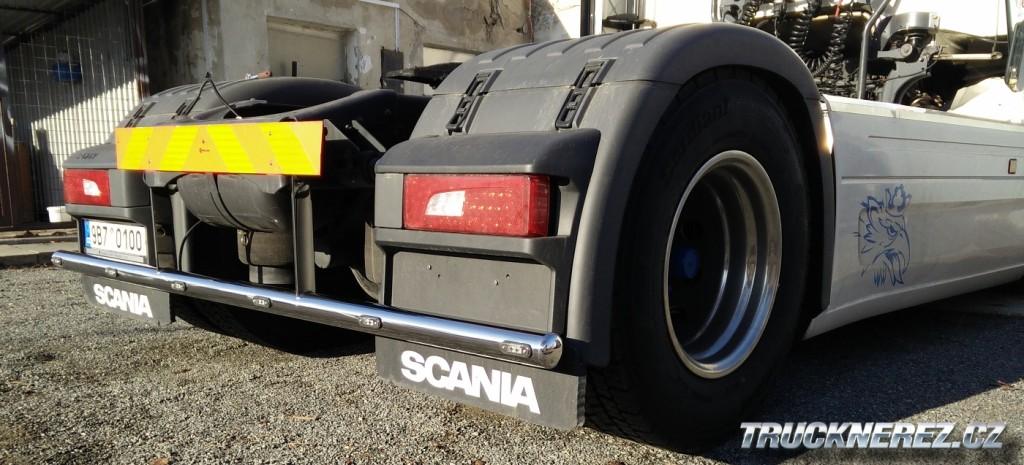 zadni naraznik Scania