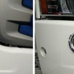 kroužky na světla Scania