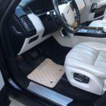 koberečky Range Rover