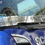 drzak na kvetinace Scania